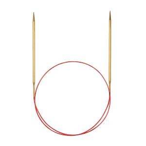 addi Feinstricknadeln, Messing – 1,5 mm und 1,75 mm