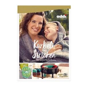 addi Kurbeln statt Stricken (deutsch)