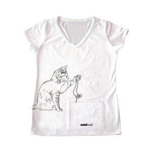 addi T-Shirt Katze
