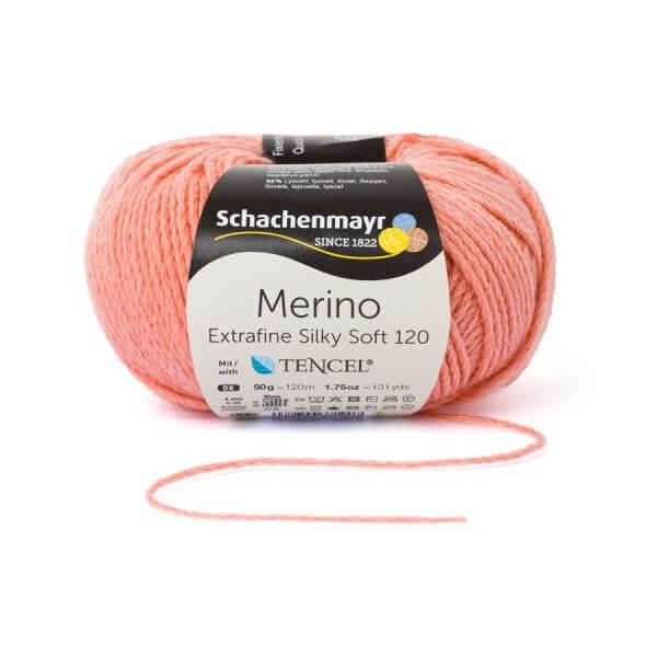 Schachenmayr Merino Extrafine Silky Soft 120