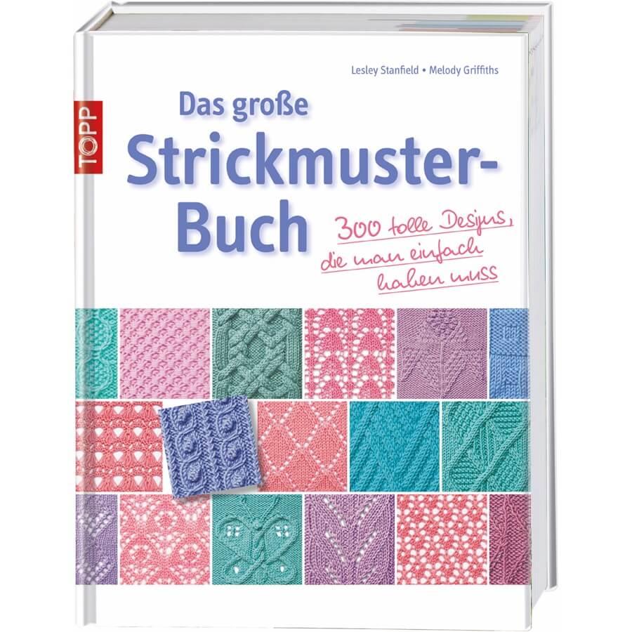 Berühmt Strickmuster Bücher Ideen - Häkelanleitungen Ideen ...