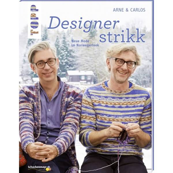 Designerstrikk – Neue Mode im Norwegerlook
