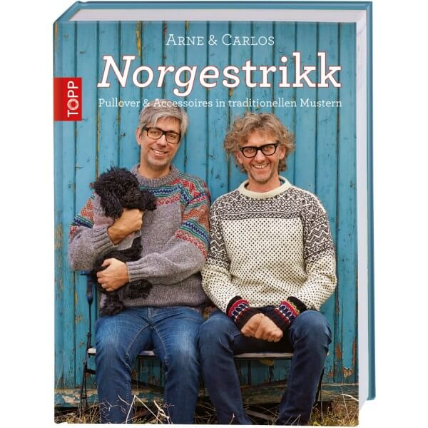 Norgestrikk – Pullover & Accessoires in traditionellen Mustern