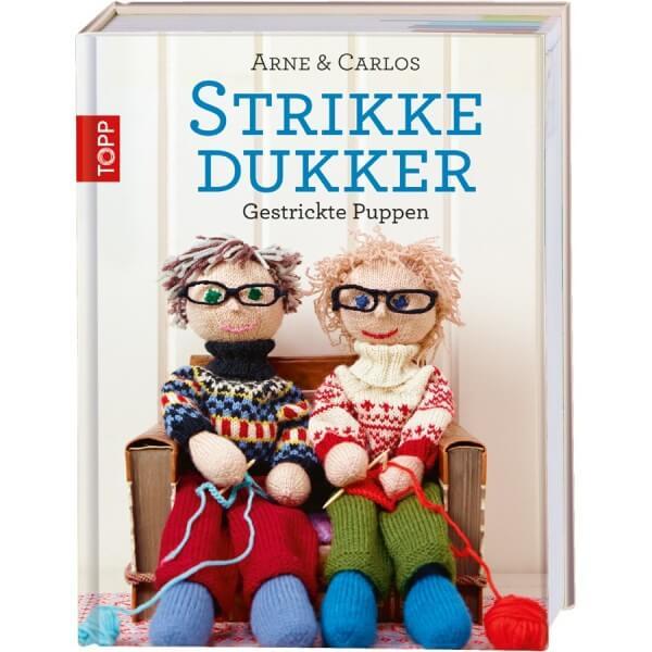 Strikkedukker – Gestrickte Puppen