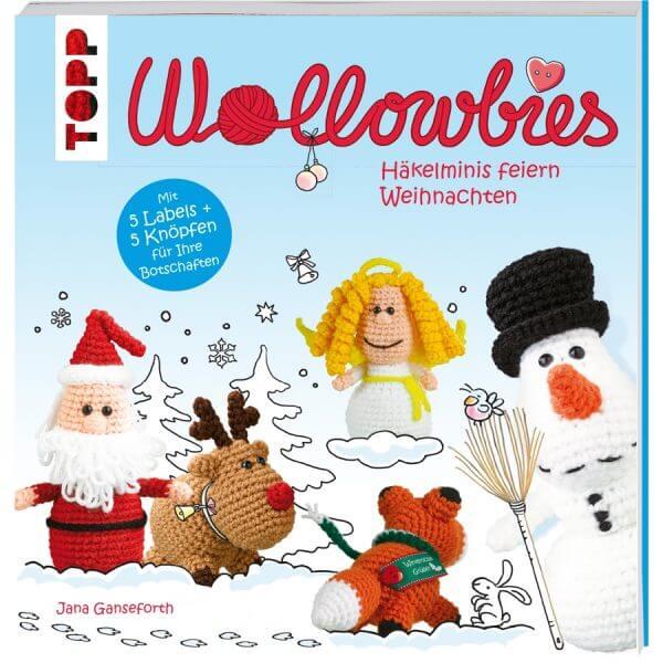 Wollowbies – Häkelminis feiern Weihnachten