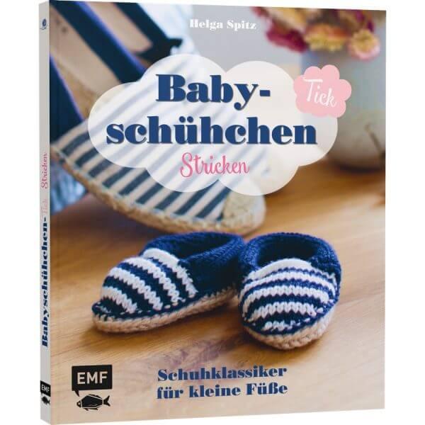 BABY-SCHÜHCHEN-TICK STRICKEN