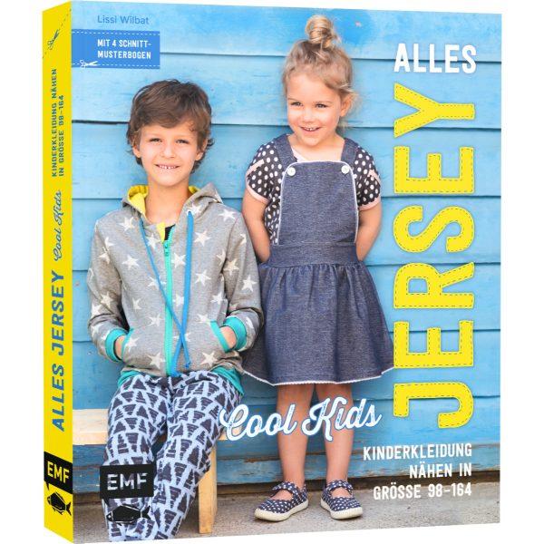 Alles Jersey – Cool Kids: Kinderkleidung nähen