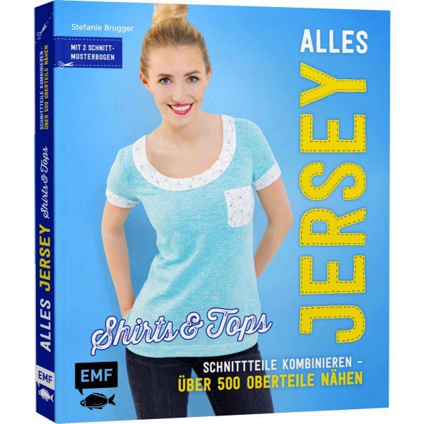 Alles Jersey – Tops und Shirts