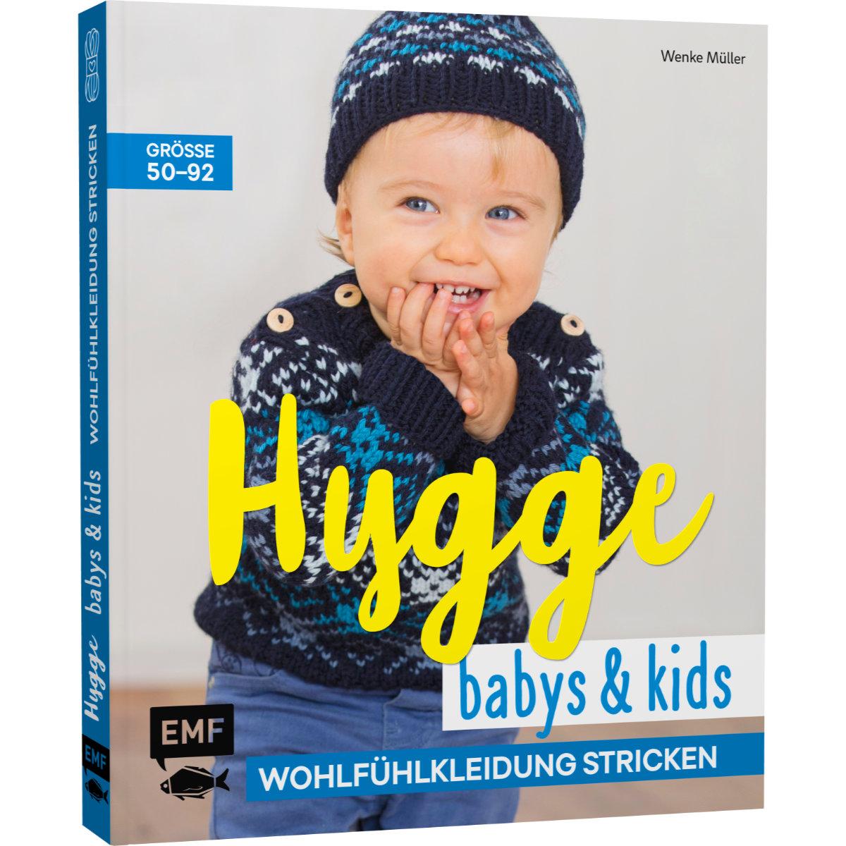 Hygge Babys Und Kids Wohlfühlkleidung Stricken