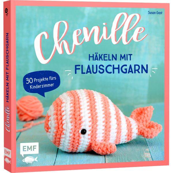 Chenille – Häkeln mit Flauschgarn